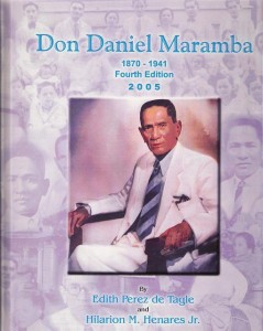 Don Daniel Maramba, by E. Tagle, 1966
